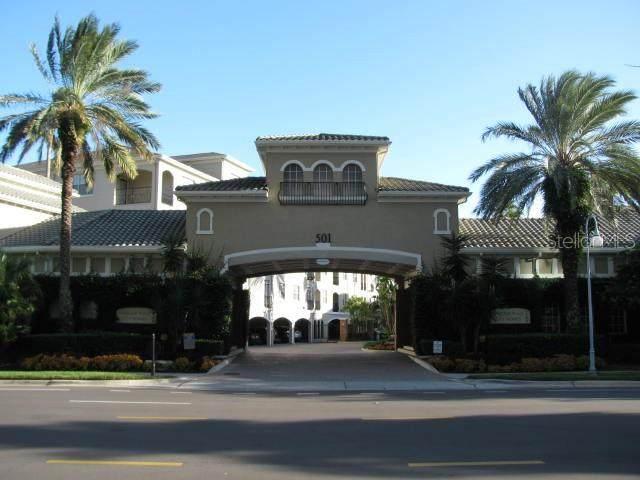 501 Knights Run Avenue #4108, Tampa, FL 33602 (MLS #U8102363) :: The Paxton Group