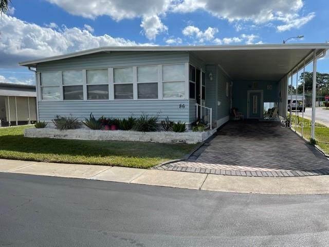 86 Rachel Drive, Tarpon Springs, FL 34689 (MLS #U8102563) :: Premier Home Experts