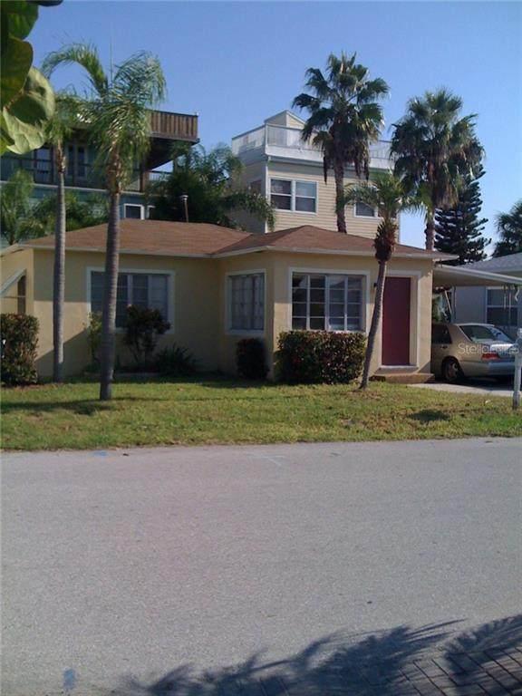 632 E 180TH AVE Avenue, Redington Shores, FL 33708 (MLS #U8103083) :: Lockhart & Walseth Team, Realtors