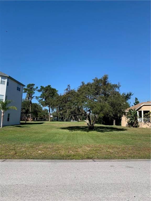 N Pointe Alexis Drive, Tarpon Springs, FL 34689 (MLS #U8105623) :: Griffin Group