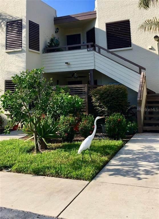 402 Spring Lakes Boulevard #402, Bradenton, FL 34210 (MLS #U8106058) :: Heckler Realty