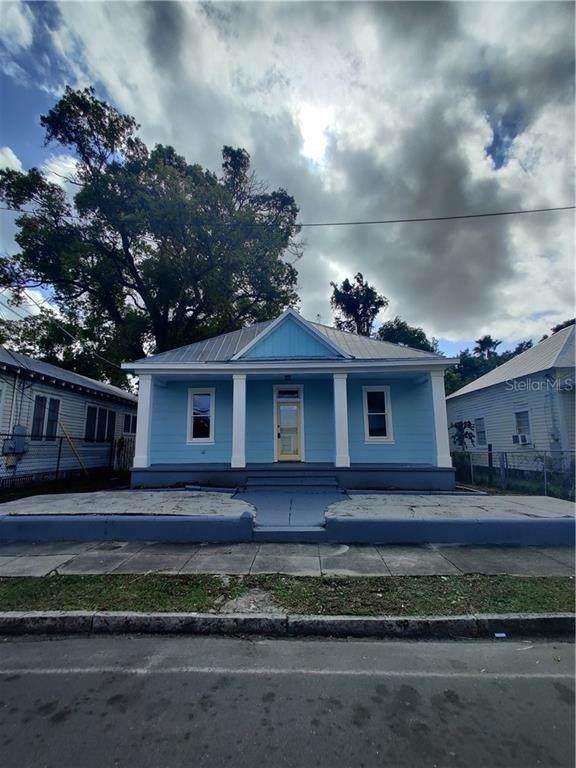 927 E 11TH Avenue, Tampa, FL 33605 (MLS #U8106345) :: Florida Real Estate Sellers at Keller Williams Realty