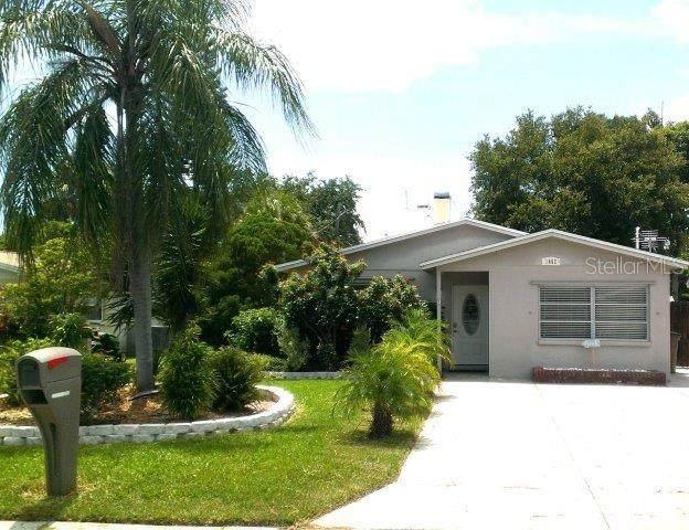 1402 Bay Pine Boulevard, Indian Rocks Beach, FL 33785 (MLS #U8110273) :: The Light Team