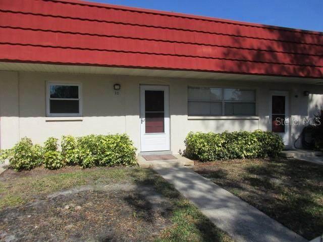 5860 38TH Avenue N #30, St Petersburg, FL 33710 (MLS #U8110720) :: Griffin Group
