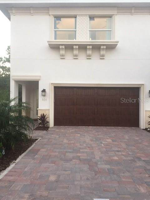 7814 Hidden Creek Loop #104, Lakewood Ranch, FL 34202 (MLS #U8111972) :: Sarasota Property Group at NextHome Excellence