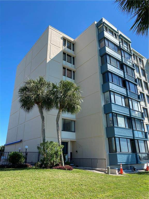 644 Island Way #705, Clearwater, FL 33767 (MLS #U8112964) :: Medway Realty