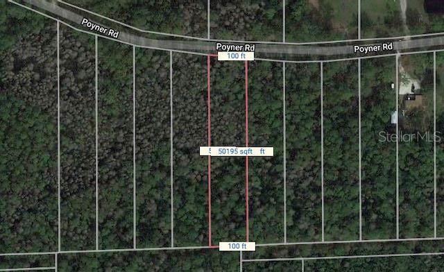 Poyner Road, Polk City, FL 33868 (MLS #U8113593) :: Florida Real Estate Sellers at Keller Williams Realty