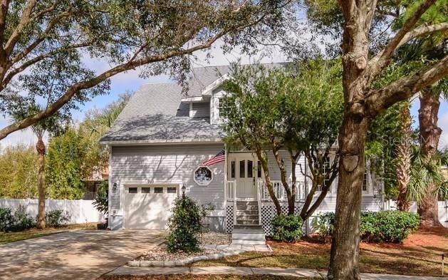 919 Seminole Boulevard, Tarpon Springs, FL 34689 (MLS #U8113666) :: Positive Edge Real Estate
