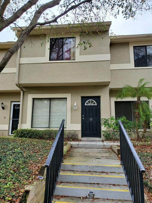 2803 Thaxton Drive #13, Palm Harbor, FL 34684 (MLS #U8114365) :: Bustamante Real Estate
