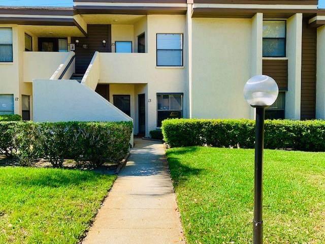 2815 Countrybrook Drive M13, Palm Harbor, FL 34684 (MLS #U8114417) :: Team Borham at Keller Williams Realty