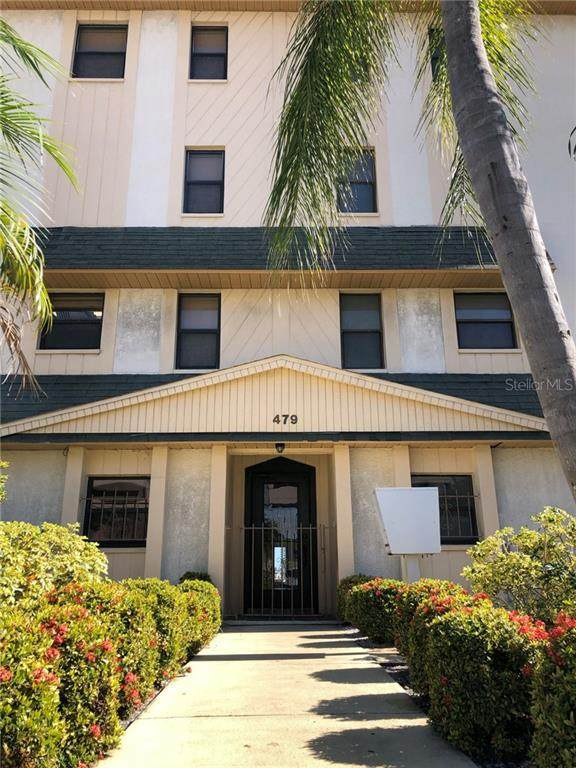 479 E E Shore Drive #8, Clearwater, FL 33767 (MLS #U8114545) :: Keller Williams on the Water/Sarasota
