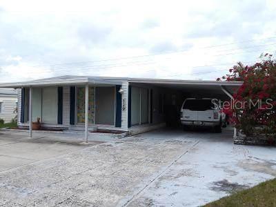 129 Lake Tarpon Drive #20, Palm Harbor, FL 34684 (MLS #U8114644) :: Bridge Realty Group