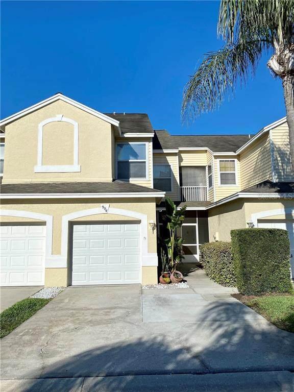 1050 Starkey Road #904, Largo, FL 33771 (MLS #U8115438) :: Everlane Realty