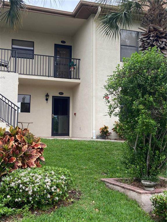 1633 Seascape Circle #104, Tarpon Springs, FL 34689 (MLS #U8115593) :: Zarghami Group