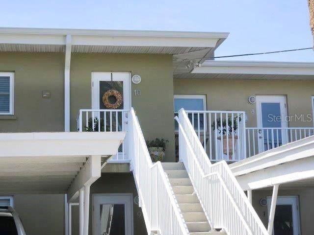 2186 Edythe Drive #8, Dunedin, FL 34698 (MLS #U8115927) :: Medway Realty