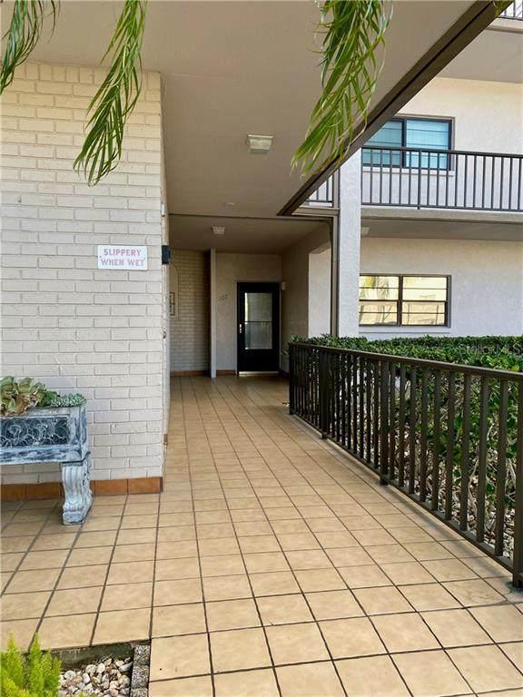7941 58TH Avenue N #107, St Petersburg, FL 33709 (MLS #U8116044) :: Medway Realty