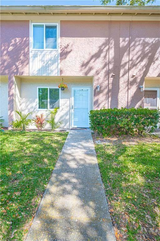 151 114TH Avenue NE #151, St Petersburg, FL 33716 (MLS #U8116725) :: Realty One Group Skyline / The Rose Team