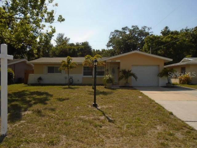 2445 Indigo Drive, Clearwater, FL 33763 (MLS #U8119248) :: Burwell Real Estate