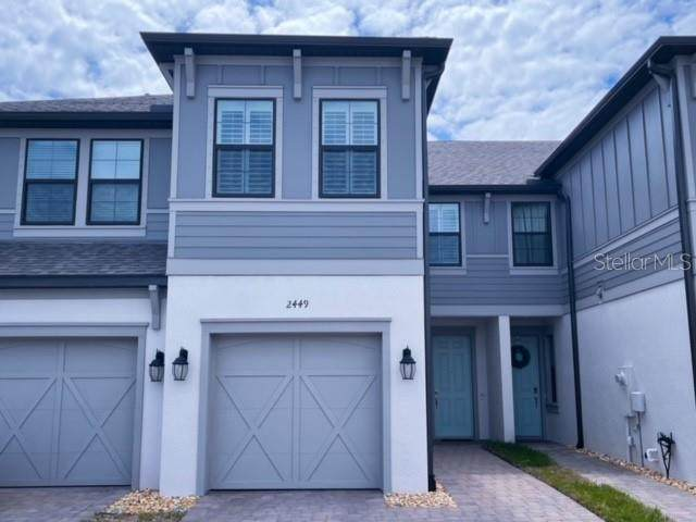 2449 Golden Pasture Circle, Clearwater, FL 33764 (MLS #U8119261) :: Griffin Group