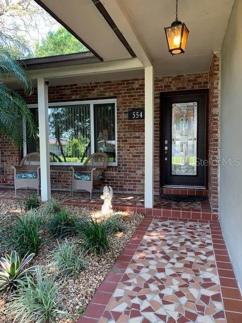 554 Pinecrest Drive, Largo, FL 33770 (MLS #U8119520) :: Dalton Wade Real Estate Group