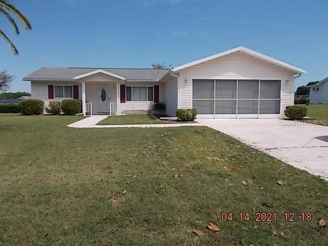 9815 SE 176TH Street, Summerfield, FL 34491 (MLS #U8119618) :: The Lersch Group