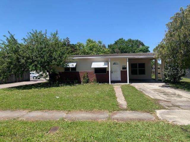 1547 56TH Avenue N, St Petersburg, FL 33703 (MLS #U8119778) :: Griffin Group