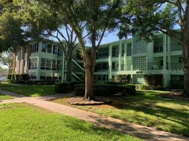 4819 8TH Avenue N #302, St Petersburg, FL 33713 (MLS #U8120021) :: Burwell Real Estate