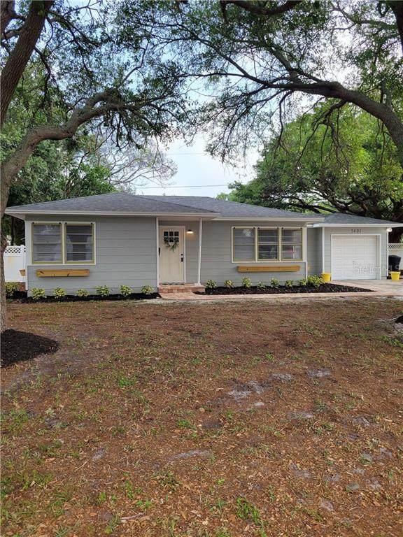7401 9TH Avenue N, St Petersburg, FL 33710 (MLS #U8120088) :: Burwell Real Estate