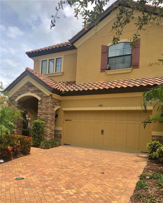 1431 Marinella Drive, Palm Harbor, FL 34683 (MLS #U8120160) :: Delgado Home Team at Keller Williams