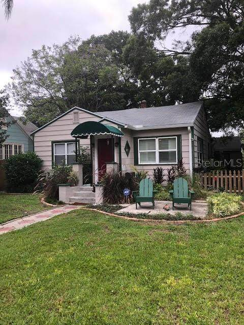3021 6TH Avenue N, St Petersburg, FL 33713 (MLS #U8120438) :: Bustamante Real Estate