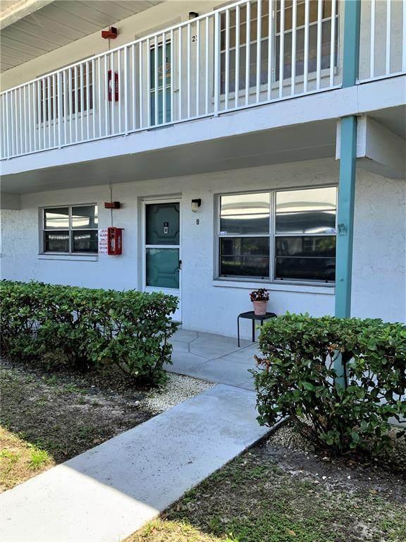 5297 81ST Lane N #9, St Petersburg, FL 33709 (MLS #U8121171) :: Sarasota Property Group at NextHome Excellence