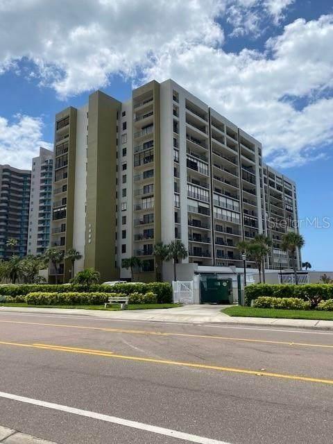 1480 Gulf Boulevard #707, Clearwater, FL 33767 (MLS #U8121575) :: BuySellLiveFlorida.com