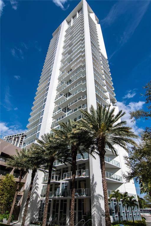 175 1ST Street S #2101, St Petersburg, FL 33701 (MLS #U8121609) :: Coldwell Banker Vanguard Realty
