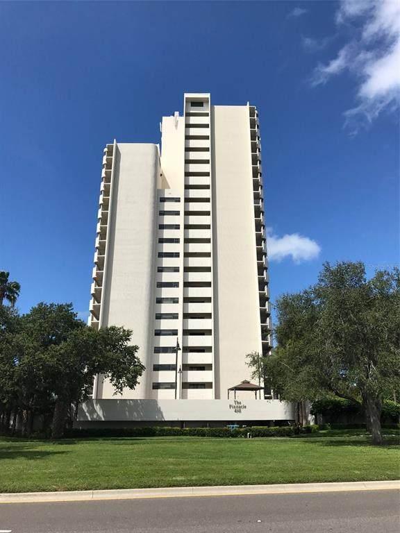 4141 Bayshore Boulevard #1205, Tampa, FL 33611 (MLS #U8121859) :: Pepine Realty