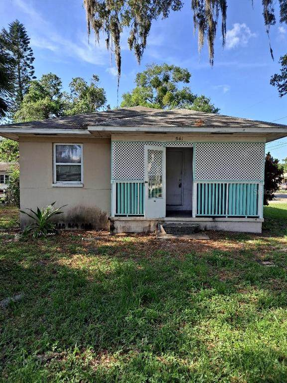 541 Woodlawn Street, Clearwater, FL 33756 (MLS #U8122141) :: Heckler Realty