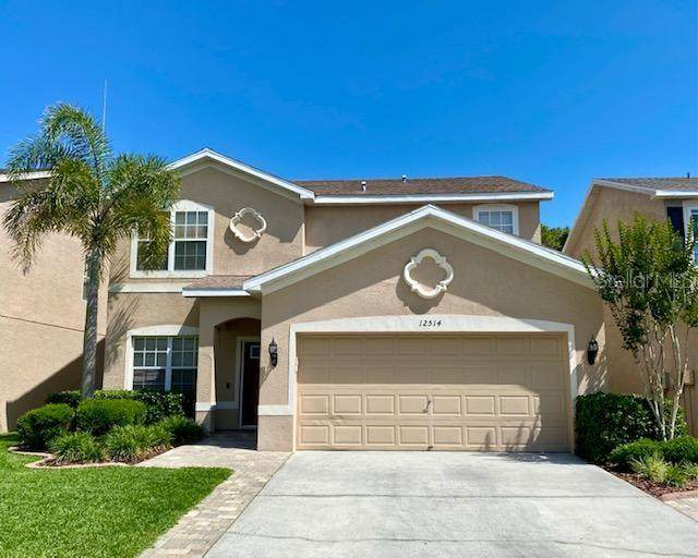 12514 Bay Branch Court, Tampa, FL 33635 (MLS #U8122396) :: Realty One Group Skyline / The Rose Team