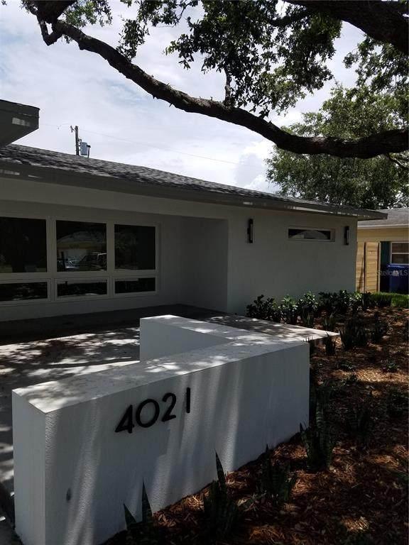 4021 21ST Avenue N, St Petersburg, FL 33713 (MLS #U8122695) :: Gate Arty & the Group - Keller Williams Realty Smart