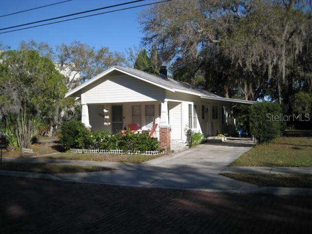 154 Read Street, Tarpon Springs, FL 34689 (MLS #U8123212) :: Team Borham at Keller Williams Realty