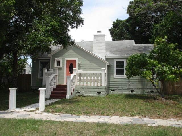 4243 1ST Avenue S, St Petersburg, FL 33711 (MLS #U8123237) :: Premium Properties Real Estate Services