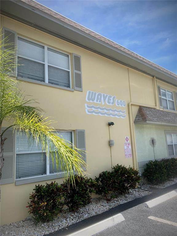 600 71ST Avenue #18, St Pete Beach, FL 33706 (MLS #U8123527) :: Team Borham at Keller Williams Realty