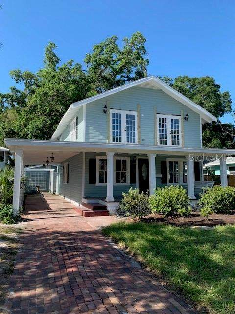 210 20TH Avenue S, St Petersburg, FL 33705 (MLS #U8123805) :: RE/MAX Premier Properties