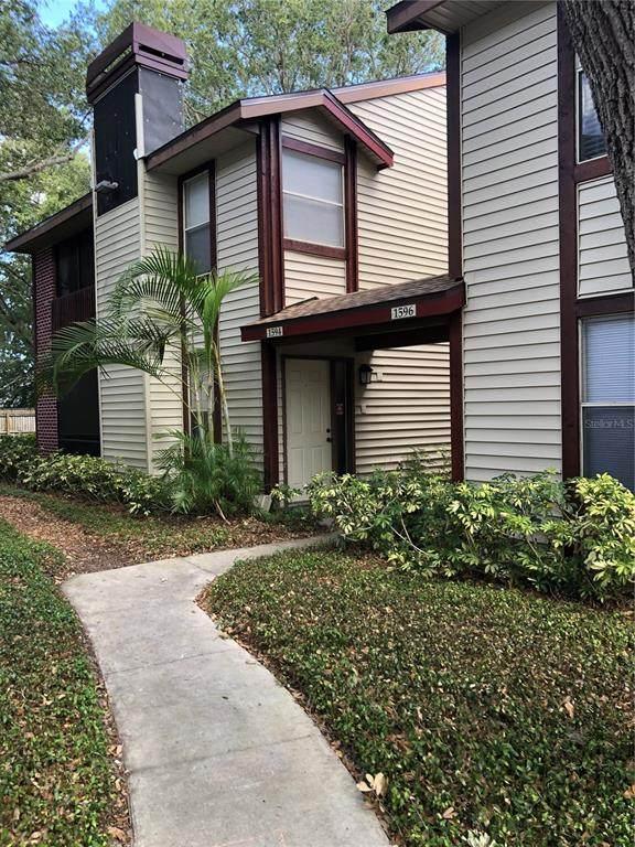 1596 Nantucket Court #1408, Palm Harbor, FL 34683 (MLS #U8123824) :: Rabell Realty Group