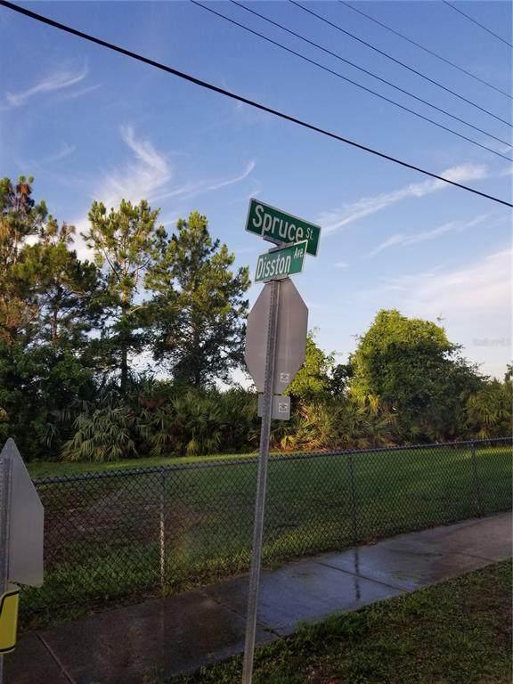 0 Spruce Street, Tarpon Springs, FL 34689 (MLS #U8125350) :: Coldwell Banker Vanguard Realty