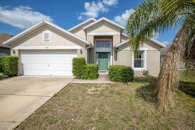 204 Glenwood Boulevard, Davenport, FL 33897 (MLS #U8125463) :: The Home Solutions Team | Keller Williams Realty New Tampa