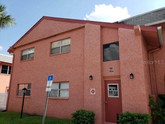 261 SW Lincoln Circle N #3103, St Petersburg, FL 33703 (MLS #U8126412) :: The Nathan Bangs Group