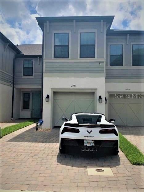 2485 Golden Pasture Cir, Clearwater, FL 33764 (MLS #U8126956) :: Frankenstein Home Team