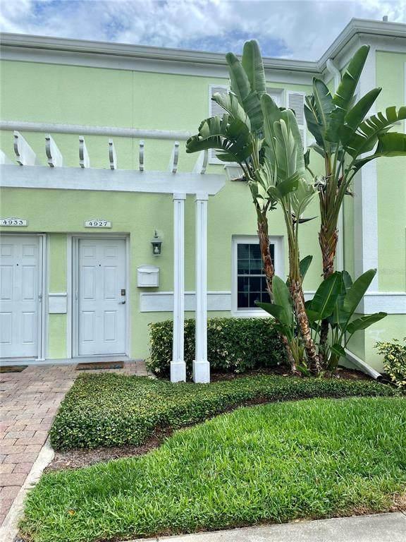 4927 Cobia Drive SE #4927, St Petersburg, FL 33705 (MLS #U8127160) :: Everlane Realty