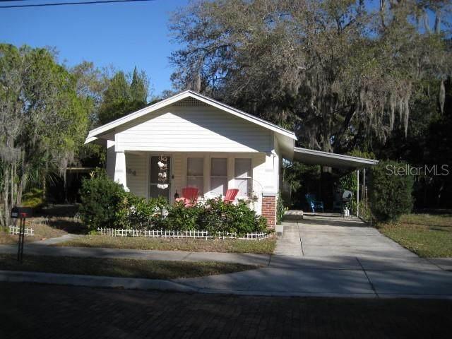 154 Read Street, Tarpon Springs, FL 34689 (MLS #U8127190) :: The Home Solutions Team | Keller Williams Realty New Tampa