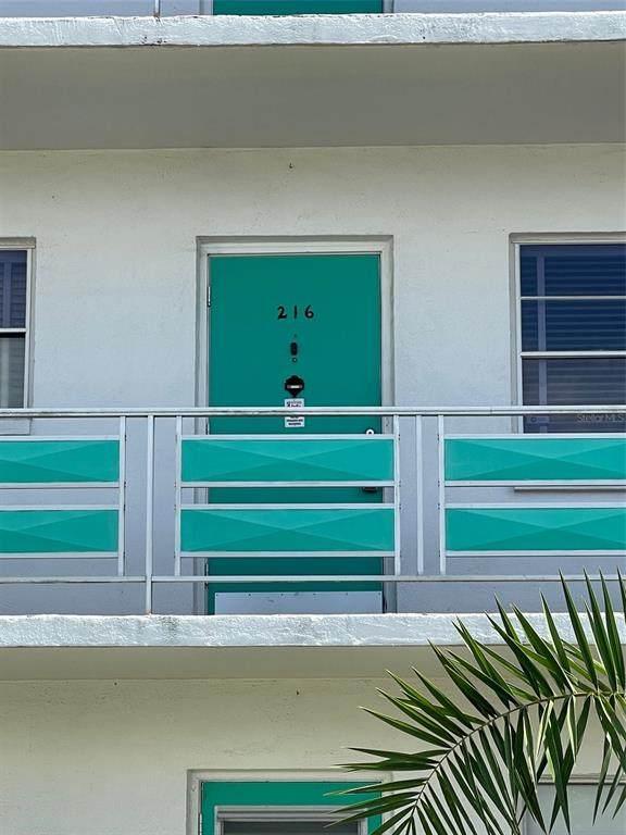 1900 59TH Avenue N #216, St Petersburg, FL 33714 (MLS #U8128111) :: The Home Solutions Team | Keller Williams Realty New Tampa