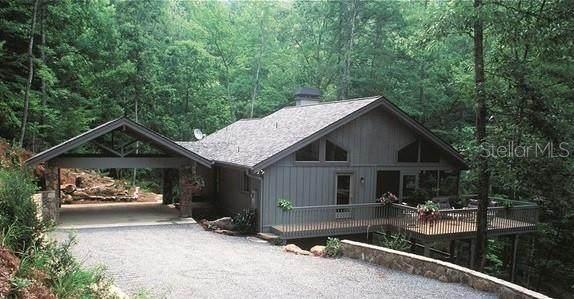 1525 Ivy Lane, PISGAH FOREST, NC 28768 (MLS #U8129094) :: The Nathan Bangs Group